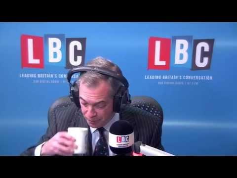 Nigel Farage: Live On LBC - 5th December 2014
