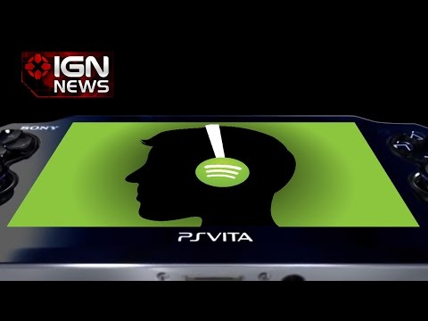 Spotify Coming to Sony Phones and PlayStation Consoles - IGN News