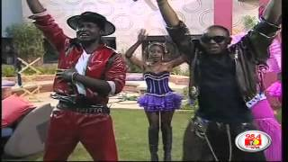 Dj Joe Mfalme At The 2012 Big Brother Africa Star Game (Saturday Night Party).