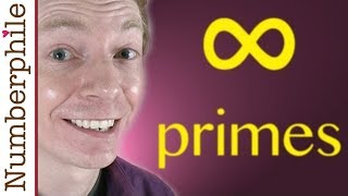 Infinite Primes - Numberphile