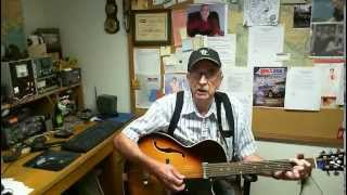 Wait A Little Longer Please Jesus Song writer Hazel Marie Houser Cover Virginia McJunkin & Jack Adam