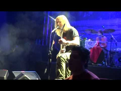 Children of Bodom Live Mexico 2014