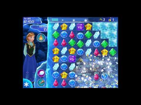 Disney Frozen Free Fall Level 89