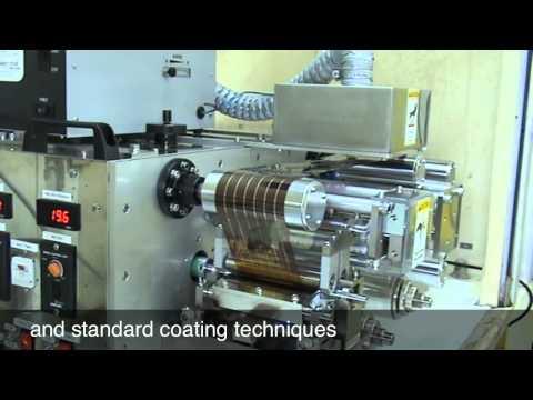 Printing solar cells