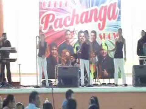 GRUPO PACHANGA SHOW - ME MUERO Y NO TE APARTES DE MI - APATZINGAN - MICHOACAN Video