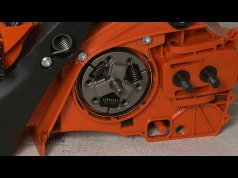 Chainsaw Chain Not Turning? – Echo Chainsaw Clutch Assembly Replacement (part #A056000210)