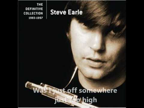 Steve Earle - Goodbye