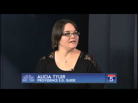 Alicia Tyler - Providence E.d. Guide - Oct 1st, 2013 video