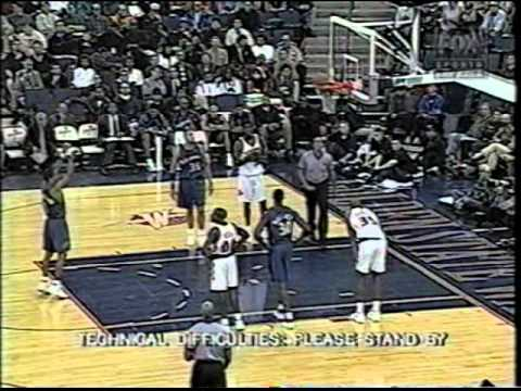 Rod Strickland (21pts/12rebs/20asts) vs. Warriors (1998)