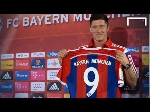 Lewandowski - Bayern is a 'step up in class' from Dortmund
