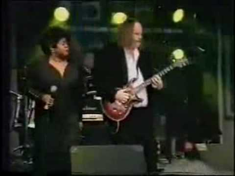 Jean Shy & The Shy Guys - The Blues Got Soul - CD Trailer