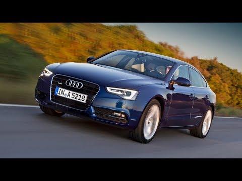 Тест 2012, Audi S5 Sportback