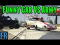 FailRace Gta 5 Challenge - Funny Car Vs Army