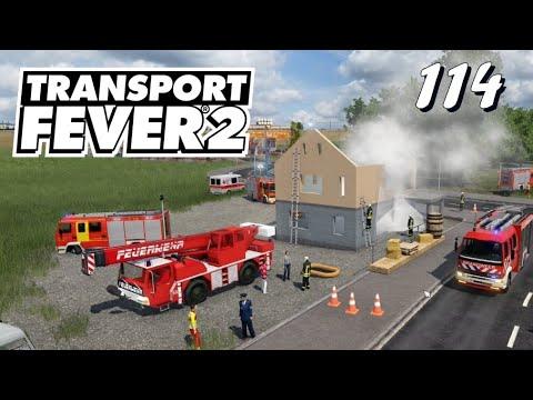 Transport Fever 2 S6/#114: Jetzt qualmt's richtig & Streckenfertigstellung [Lets Play][Deutsch]