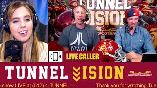 Tunnel Vision - Trojan football roster getting a boost