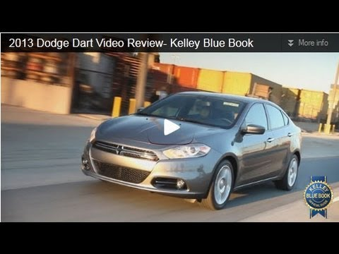 2013 Dodge Dart Video Review- Kelley Blue Book