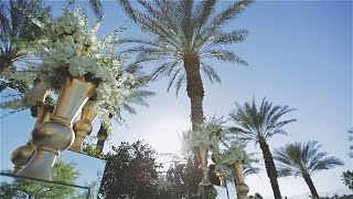 Sweet, Fun, Gorgeous Palm Desert wedding | Jess Gysin + Jimmy Clausen