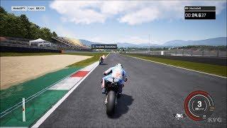 MotoGP 18 - Franco Morbidelli Gameplay (PC HD) [1080p60FPS]