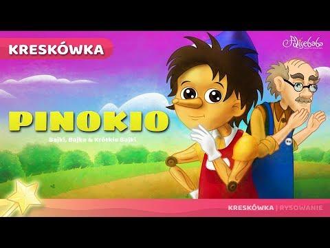Pinokio Bajka - Bajki Na Dobranoc – Bajki Dla Dzieci Po Polsku