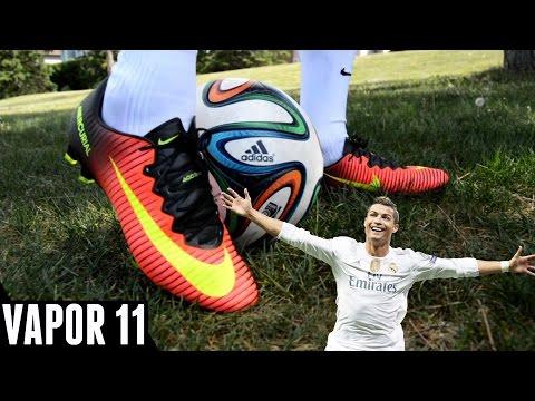 Nike Mercurial Vapor 11 XI Test & Review