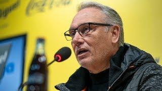 Rueda de prensa de Miguel Álvarez - 28 febrero