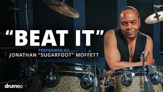 "Download Lagu Michael Jackson's Drummer Jonathan Moffett Performs ""Beat It"" Gratis STAFABAND"