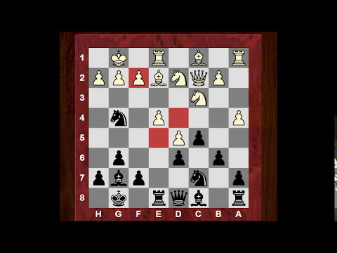 Mikhail Tal's Top 10 Chess Sacrifices of all time! - (or at least in top 50 of most lists!)