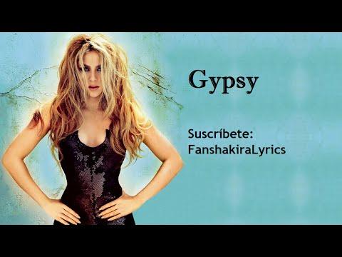 07 Shakira - Gypsy [Lyrics]