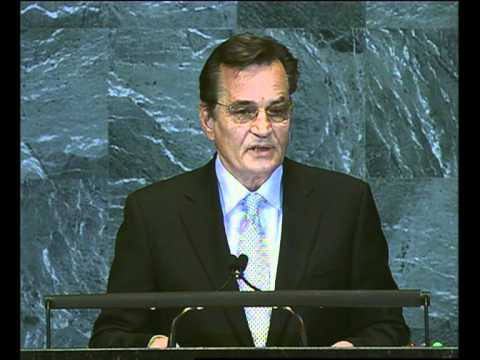 MaximsNewsNetwork: U.N. G-A: SERBIA, BOSNIA & HERZEGOVINA, PALESTIAN AUTHORITY, EGYPT (UNTV)