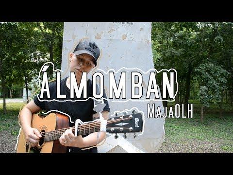 Horváth Tamás - ÁLMOMBAN | cover | MajaOlh