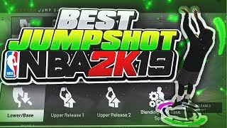 ALL BEST JUMPSHOTS IN NBA 2K19 FOR EVERY ARCHETYPE & BEST PLAYER BUILD! STRAIGHT GREENS TIPS