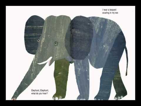 Polar Bear Polar Bear What do You Hear Printables images