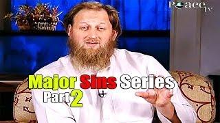 Major Sins Series – Part 2 – Abdur Raheem Green