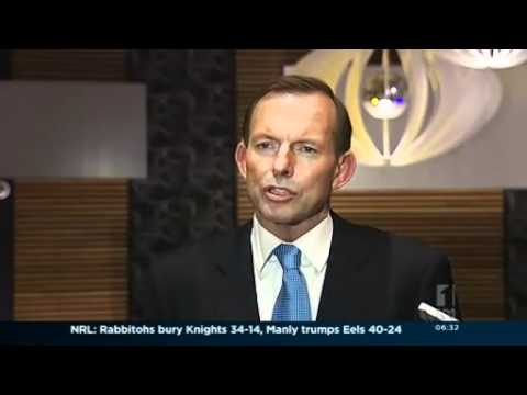 Gillard blasts Abbott over asylum seeker stance