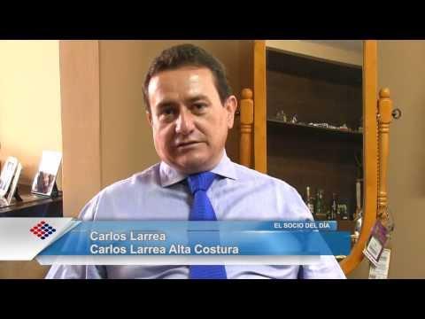 CARLOS LARREA ALTA COSTURA