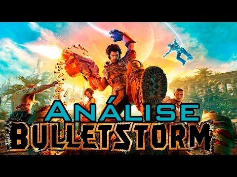 Análise - Bulletstorm (O que achei)