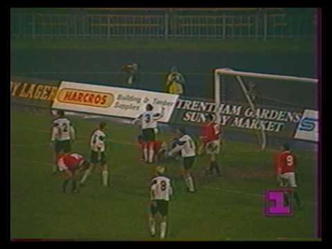 Торпедо - Манчестер Юнайтед: 0-0 (4-3 по пен). Кубок УЕФА 92-93
