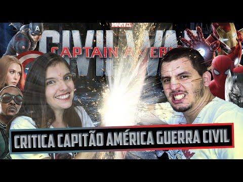 Critica Capitão América Guerra Civil Com Spoilers