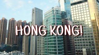 LIBURAN KE HONG KONG #FVLOG1 | TRAVEL VLOG