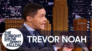 Trevor Noah Is Lupita Nyong'o's Son