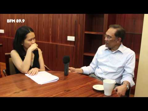 Bfm Uncensored - Anwar Ibrahim video