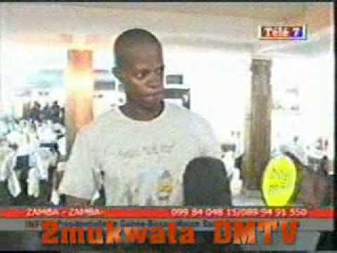 EMISSION ZAMBA ZAMBA SPECIAL KERMESSE DE LA PAIX