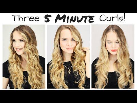 Three *5 Minute* Curls!