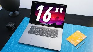 "16"" MacBook Pro Review: Now Do It Again!"