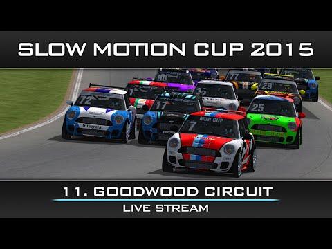 rFactor Mini Cup: Great Britain - Goodwood Circuit Livestream
