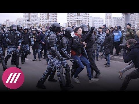 «Русские марши» в Москве. Часть 1
