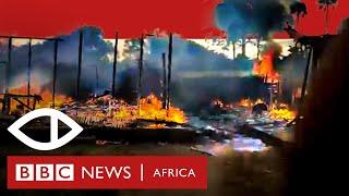 Cameroon Burning: The unseen war - Full documentary - BBC Africa Eye