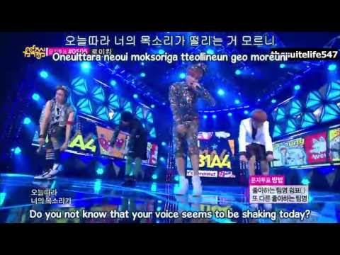 B1A4 - What's Going On [Music Core] (13.05.18) {Hangul, Romanization, Eng Sub, Fanchants}