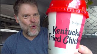How Many Chicken Nuggets in a KFC Nugget Go Bucket?