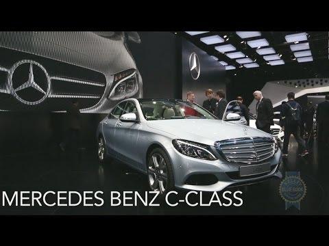 2015 Mercedes-Benz C-Class - 2014 Detroit Auto Show